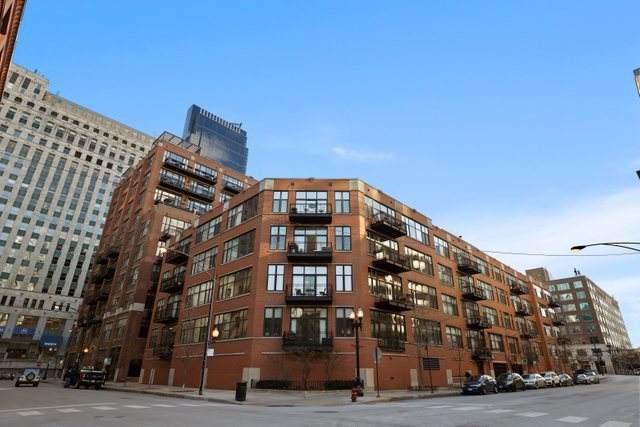 333 W Hubbard Street 4L, Chicago, IL 60654 (MLS #11045247) :: The Spaniak Team