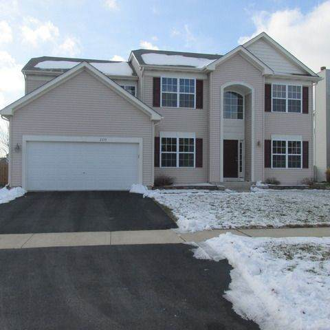 2271 Hagaman Lane, Montgomery, IL 60538 (MLS #11045307) :: Carolyn and Hillary Homes