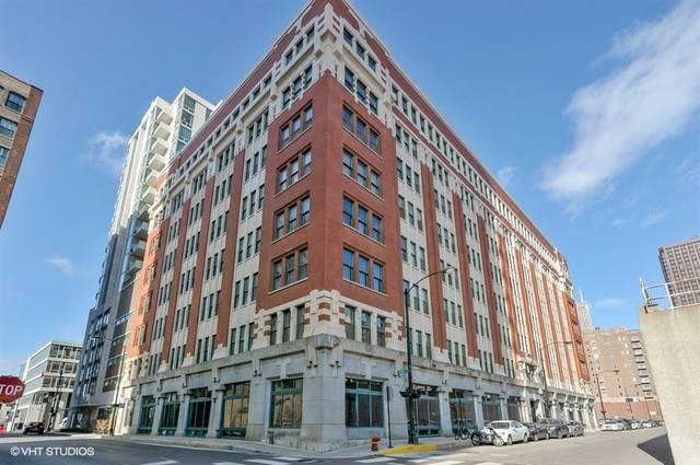 732 S Financial Place #404, Chicago, IL 60605 (MLS #11045327) :: Littlefield Group
