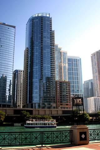 420 E Waterside Drive #2204, Chicago, IL 60601 (MLS #11046762) :: The Spaniak Team