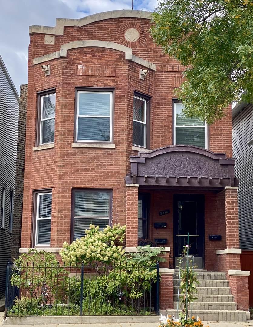3416 Damen Avenue - Photo 1