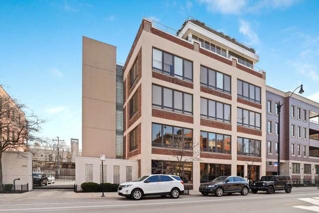 1855 N Halsted Street #10, Chicago, IL 60614 (MLS #11047484) :: John Lyons Real Estate