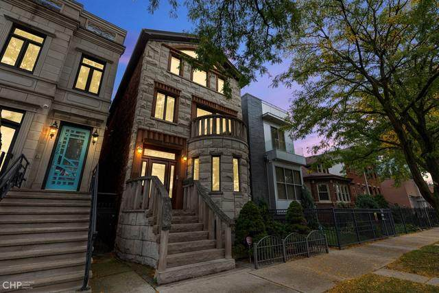 2554 W Huron Street, Chicago, IL 60612 (MLS #11047557) :: The Perotti Group