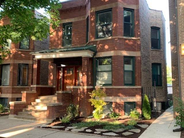 3627 N Bell Avenue, Chicago, IL 60618 (MLS #11047562) :: Touchstone Group