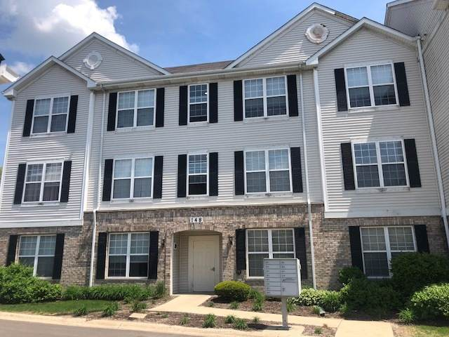 148 S Waters Edge Drive D, Glendale Heights, IL 60139 (MLS #11047822) :: The Perotti Group