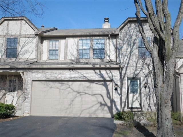 4542 Opal Drive, Hoffman Estates, IL 60195 (MLS #11048013) :: The Spaniak Team