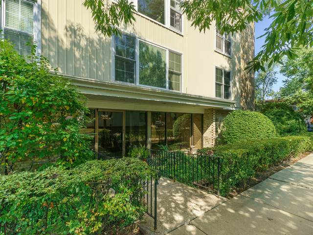 601 Ridge Road #301, Wilmette, IL 60091 (MLS #11048386) :: The Dena Furlow Team - Keller Williams Realty