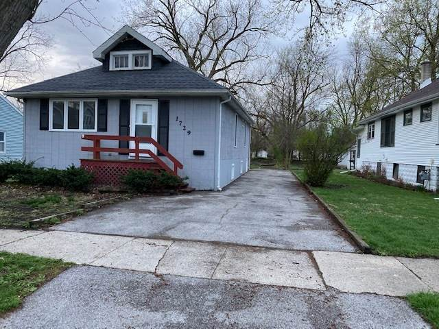 1729 Burr Oak Road, Homewood, IL 60430 (MLS #11048467) :: The Wexler Group at Keller Williams Preferred Realty