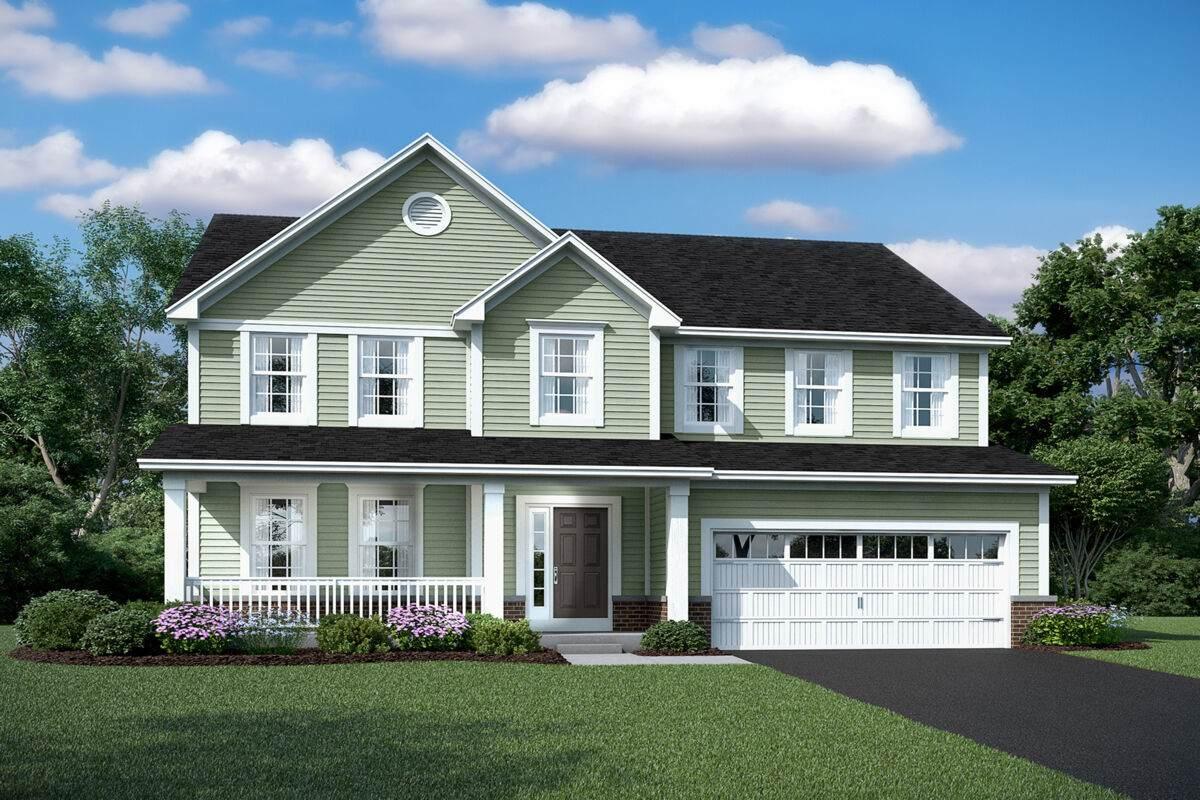 12317 S Prairie Ridge  Lot #115 Lane - Photo 1