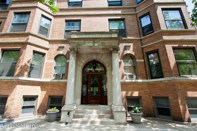 2837 N Pine Grove Avenue #1, Chicago, IL 60657 (MLS #11049241) :: John Lyons Real Estate