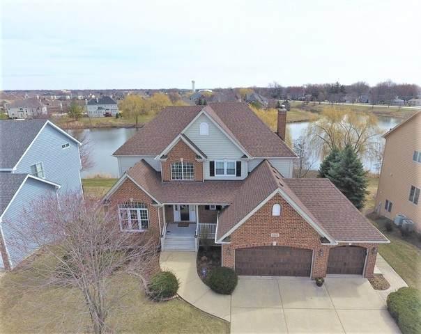 3808 Tall Grass Drive, Naperville, IL 60564 (MLS #11049435) :: Ryan Dallas Real Estate