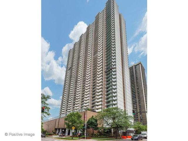 6033 N Sheridan Road 15J, Chicago, IL 60660 (MLS #11049520) :: The Wexler Group at Keller Williams Preferred Realty