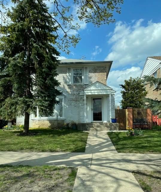 3820 W Wallen Avenue, Lincolnwood, IL 60712 (MLS #11049741) :: RE/MAX IMPACT