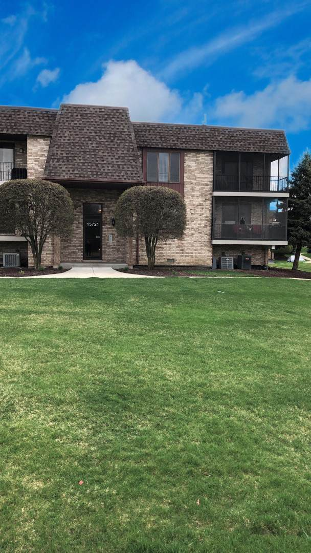 15721 Brassie Court 2N, Orland Park, IL 60462 (MLS #11049759) :: The Dena Furlow Team - Keller Williams Realty