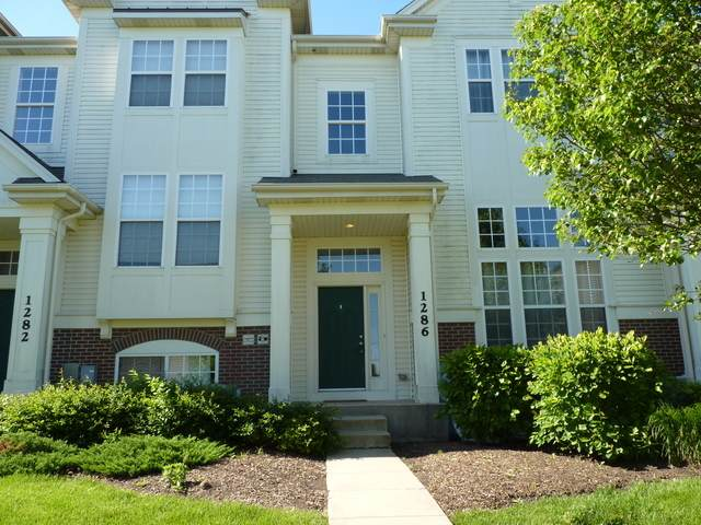 1286 Comiskey Avenue #834, North Aurora, IL 60542 (MLS #11050131) :: The Dena Furlow Team - Keller Williams Realty