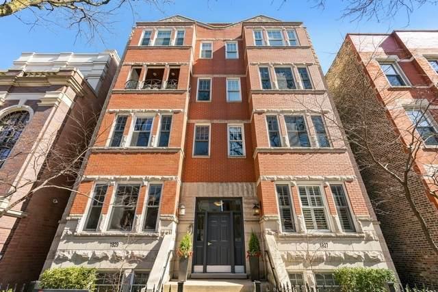 1827 N Mohawk Street 3S, Chicago, IL 60614 (MLS #11050265) :: Schoon Family Group