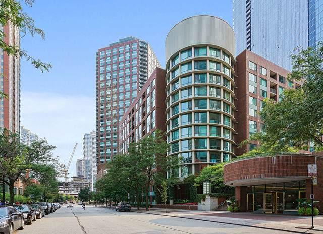 440 N Mcclurg Court #709, Chicago, IL 60611 (MLS #11050339) :: RE/MAX IMPACT