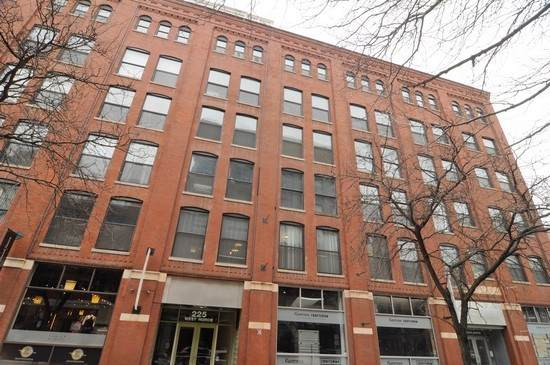 225 W Huron Street #616, Chicago, IL 60654 (MLS #11050415) :: Schoon Family Group