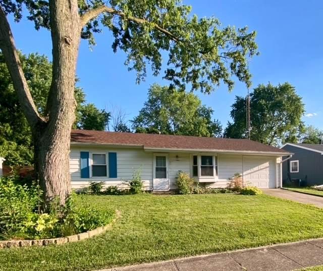 3211 Ridgewood Drive, Champaign, IL 61821 (MLS #11050647) :: O'Neil Property Group