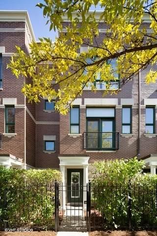 1221 N Sedgwick Street, Chicago, IL 60610 (MLS #11050918) :: Schoon Family Group