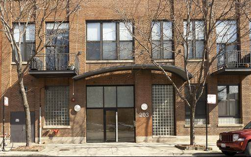 203 S Sangamon Street #206, Chicago, IL 60607 (MLS #11051332) :: Touchstone Group