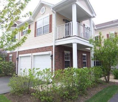 868 Lansing Court #868, Vernon Hills, IL 60061 (MLS #11051538) :: The Dena Furlow Team - Keller Williams Realty