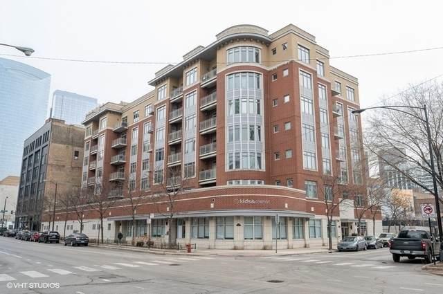 657 W Fulton Street #408, Chicago, IL 60661 (MLS #11051785) :: Littlefield Group