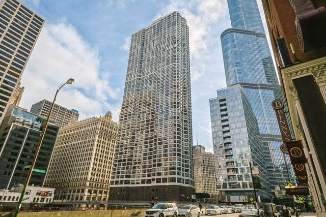 405 N Wabash Avenue N #3802, Chicago, IL 60611 (MLS #11052830) :: Touchstone Group