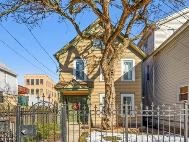 1225 N Marion Court, Chicago, IL 60622 (MLS #11053567) :: RE/MAX IMPACT