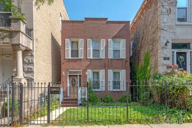 1449 N Maplewood Avenue, Chicago, IL 60622 (MLS #11053880) :: O'Neil Property Group