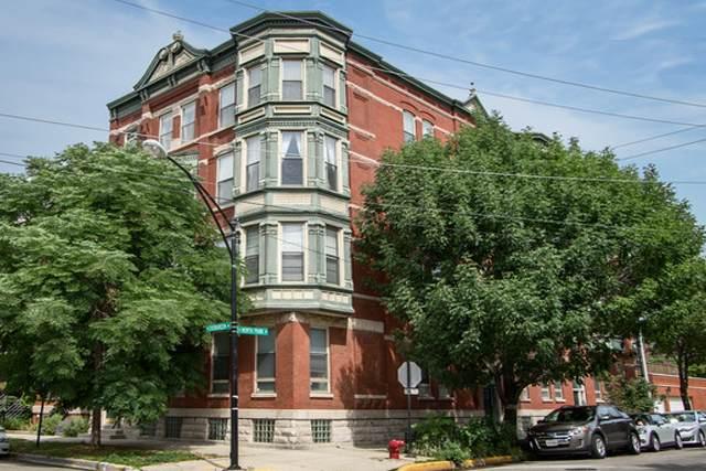 1340 N North Park Avenue #1, Chicago, IL 60610 (MLS #11055091) :: The Perotti Group