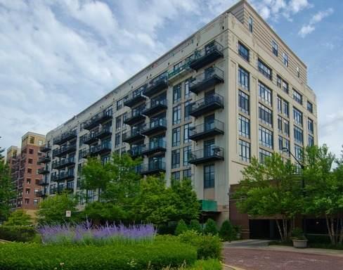 1525 S Sangamon Street #609, Chicago, IL 60608 (MLS #11055261) :: Helen Oliveri Real Estate