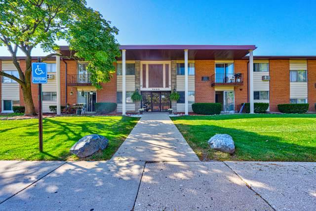 9446 Dee Road 2A, Des Plaines, IL 60016 (MLS #11055682) :: Helen Oliveri Real Estate