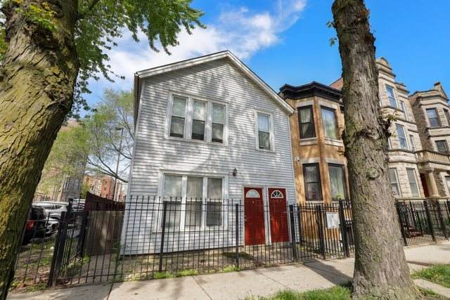 1618 N Rockwell Street, Chicago, IL 60647 (MLS #11056379) :: The Perotti Group