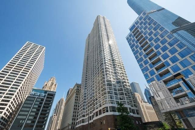 405 N Wabash Avenue #1209, Chicago, IL 60611 (MLS #11056390) :: The Perotti Group