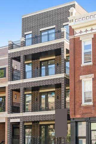 1323 W Wrightwood Avenue #3, Chicago, IL 60614 (MLS #11056419) :: RE/MAX IMPACT