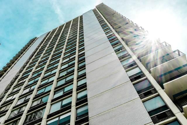 1355 N Sandburg Terrace #1406, Chicago, IL 60610 (MLS #11057157) :: RE/MAX IMPACT