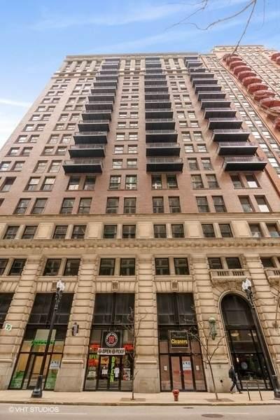 212 W Washington Street #1406, Chicago, IL 60606 (MLS #11058102) :: Touchstone Group
