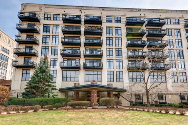 1525 S Sangamon Street #806, Chicago, IL 60608 (MLS #11058970) :: Lewke Partners