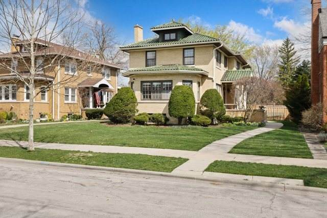 1018 N Kenilworth Avenue, Oak Park, IL 60302 (MLS #11059019) :: RE/MAX IMPACT