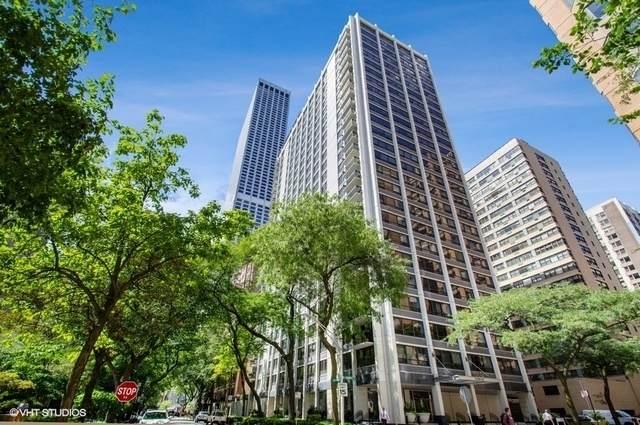 222 E Pearson Street #1604, Chicago, IL 60611 (MLS #11059821) :: RE/MAX IMPACT