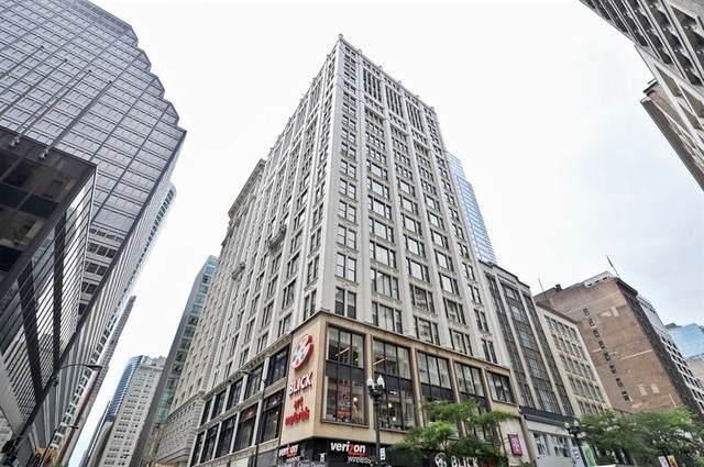 8 W Monroe Street #605, Chicago, IL 60603 (MLS #11059924) :: RE/MAX IMPACT