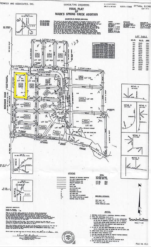 0000 N 4179th Road, Mendota, IL 61342 (MLS #11060502) :: Helen Oliveri Real Estate