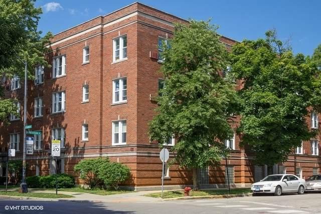 1952 W Patterson Avenue #3, Chicago, IL 60613 (MLS #11061019) :: Littlefield Group
