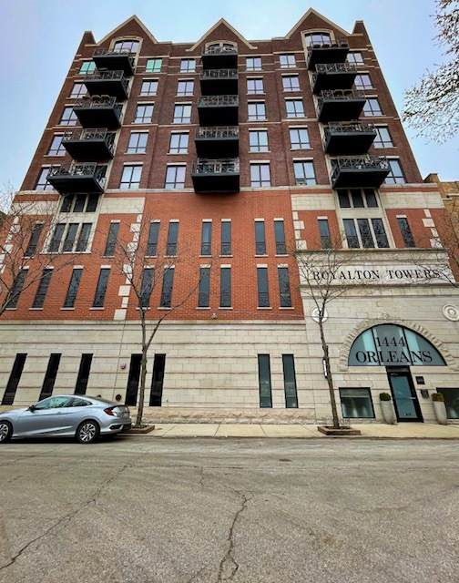 1444 N Orleans Street 5B, Chicago, IL 60610 (MLS #11061209) :: BN Homes Group