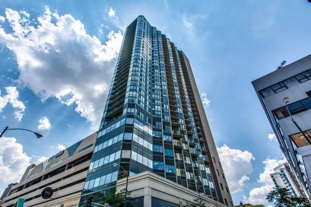 111 W Maple Street #2606, Chicago, IL 60610 (MLS #11061259) :: BN Homes Group