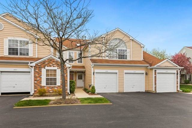 45 Hoover Court B, Streamwood, IL 60107 (MLS #11061705) :: Littlefield Group