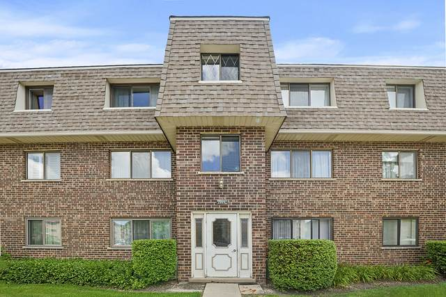 1444 Carol Court 2A, Palatine, IL 60074 (MLS #11061787) :: Jacqui Miller Homes