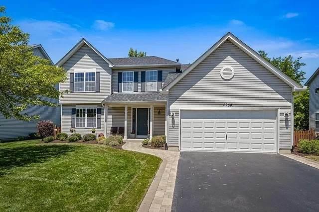 2280 Tremont Avenue, Aurora, IL 60502 (MLS #11061838) :: Jacqui Miller Homes