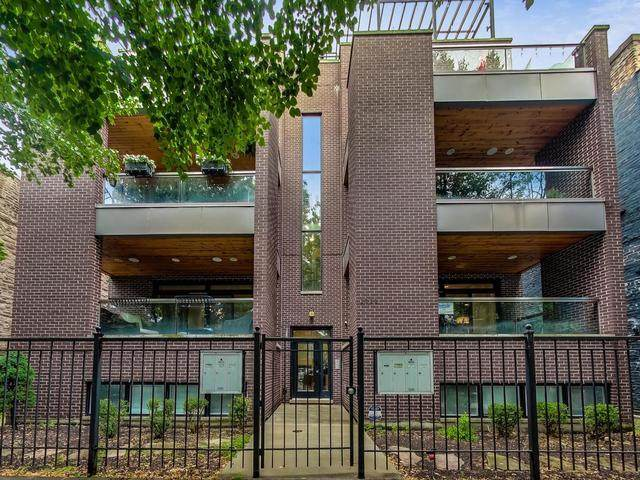 1011 N Wolcott Avenue 2N, Chicago, IL 60622 (MLS #11062653) :: The Perotti Group